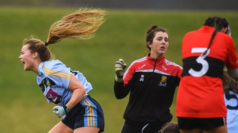 Andrea Murphy fires UCD into O'Connor Cup final with late goal