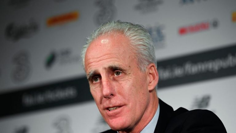 Mick McCarthy says Declan Rice left Ireland for a 'prettier date'