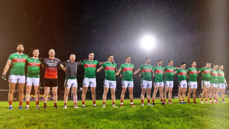 Mayo release class retro jersey for All-Ireland clash in New York