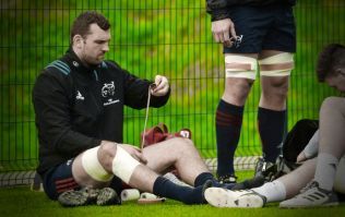 Every right for Tadhg Beirne frustration after weekend off he never wanted