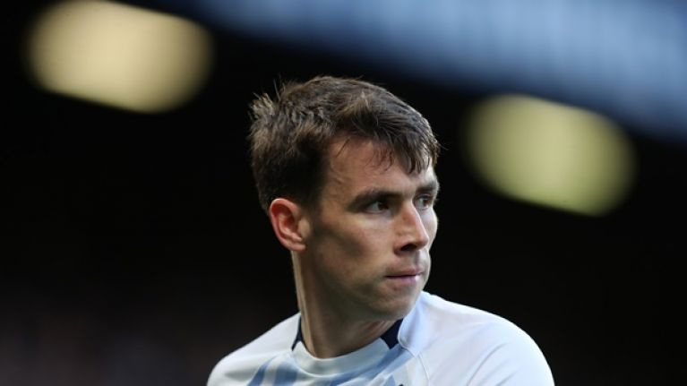 Ireland captain Seamus Coleman withdraws from Newcastle game during warmup