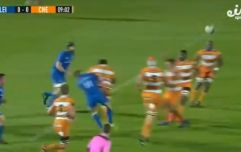 Cheetahs prop very lucky to avoid red card for late hit on Fergus McFadden