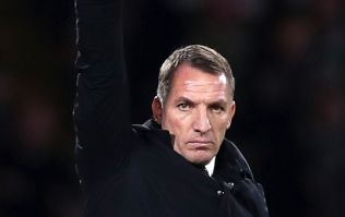 Brendan Rodgers fires back at the Celtic fans that called him a fraud
