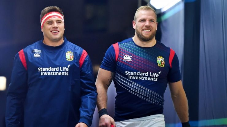 James Haskell offers two surprise names when discussing fittest teammates