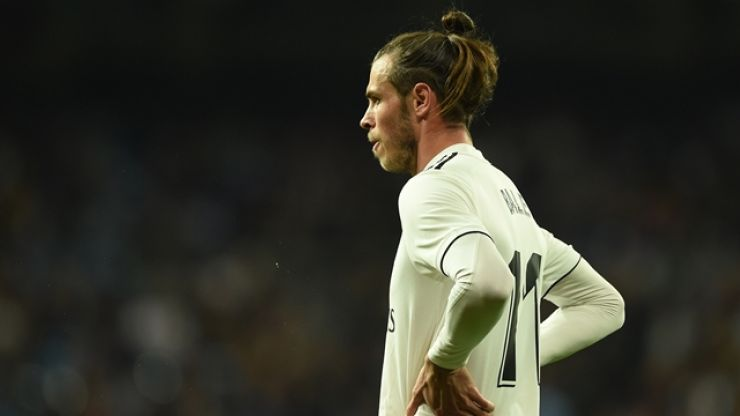 Real Madrid fans boo Gareth Bale after Barcelona horror show