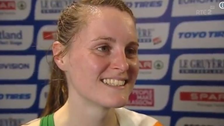 Ciara Mageean gives brilliant, passionate interview after heroic bronze medal