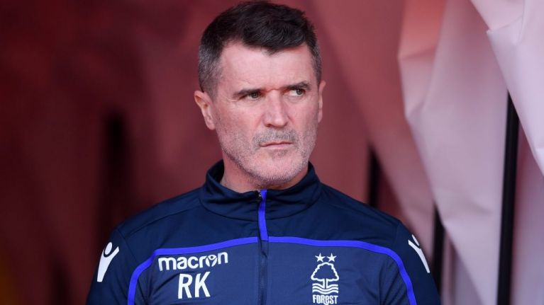 Roy Keane and John Terry lock horns in touchline spat during Championship tie