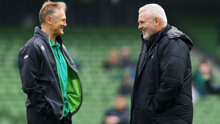 Joe Schmidt names team to face Wales in final Six Nations clash