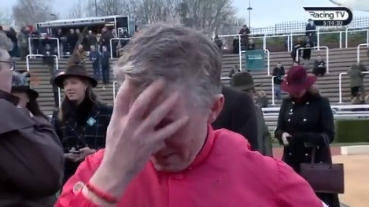 After heroic winner, emotional Noel Fehily bows out out a legend of horse racing
