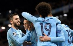 Report: Manchester City set to receive transfer ban