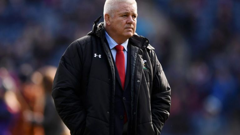 Warren Gatland snaps back at Eddie Jones ahead of Six Nations finale