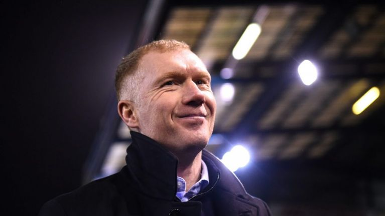 Oldham Athletic owner claims Paul Scholes resigned 'by text'