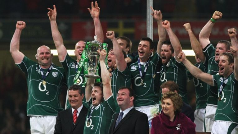 Ireland's 2009 Grand Slam heroes: Where are they now?