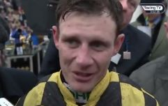 "Redemption day for Paul Townend on the horse that ""he owed it to"""