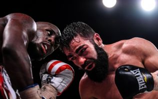 Jono Carroll does Ireland proud but comes up short in shot at world title