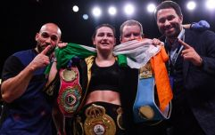 Eddie Hearn explains why Katie Taylor will always be his favourite fighter
