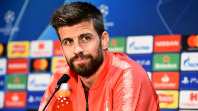 Gerard Pique reveals his brilliantly childish way of trolling Madrid's journalists