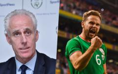 """He is the nearest to Hoolahan"" - Mick McCarthy praises Alan Judge"
