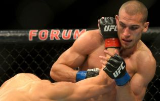 Middleweight clash at UFC London cancelled at the last minute