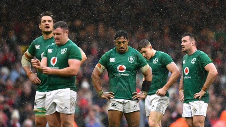 No energy, no intensity and little hope for Joe Schmidt's Ireland