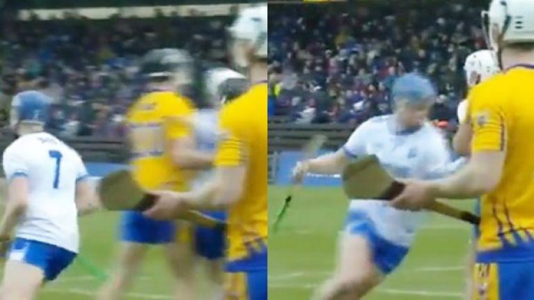 Aussie Gleeson destroys Clare with swashbuckling display