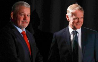 Warren Gatland gets in inevitable roof comment after Wales humble Ireland