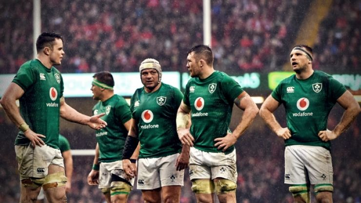 Final question of Ireland press conference brings worrying Joe Schmidt answer