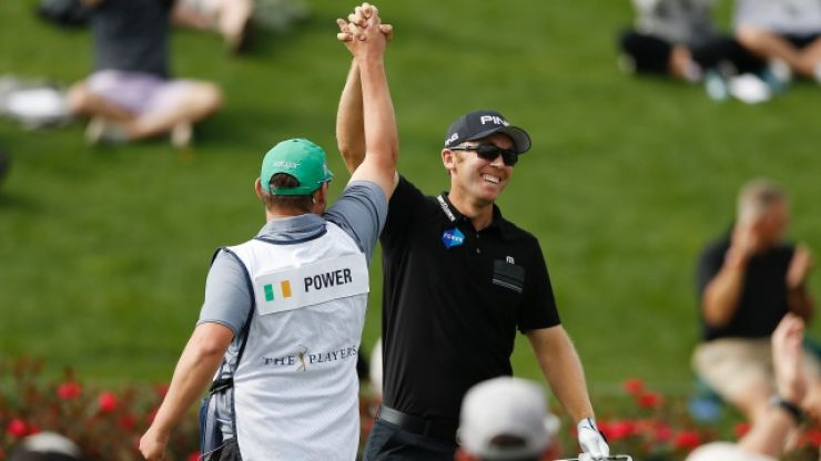 Waterford's Seamus Power sinks hole-in-one at Players Championship