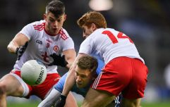 Tyrone have beaten Dublin in Croke Park with 14 men