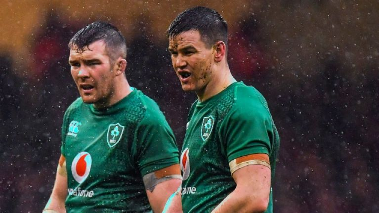 Joe Schmidt on why he kept faith in misfiring Murray and Sexton