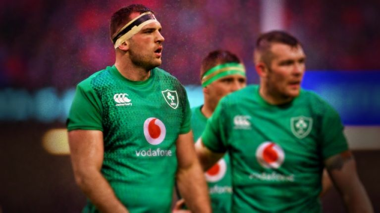 Tadhg Beirne rejects suggestion Wales wanted Cardiff victory more