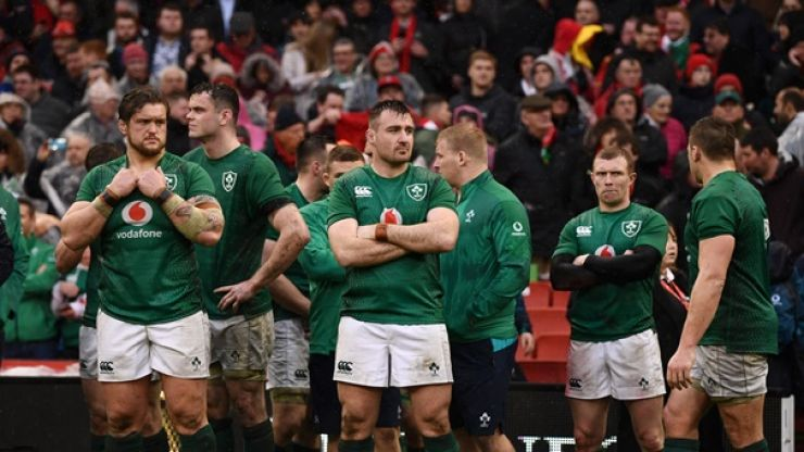 No Irish players selected in ITV's Six Nations team of the tournament