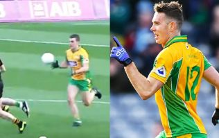 Show this gorgeous Corofin goal to every selfish player you've ever played with