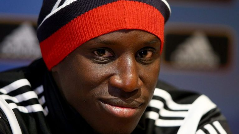 """""""Spot the difference"""" - Demba Ba compares two front pages to show 'hate'"""
