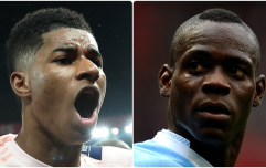 Mario Balotelli's Marcus Rashford t-shirt goes unseen during PSG defeat
