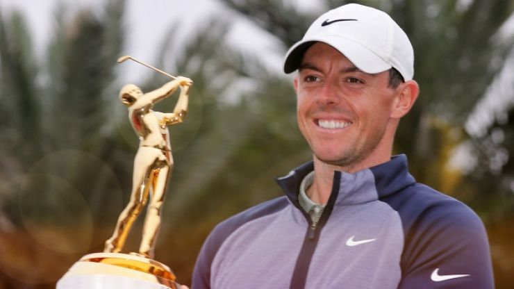 Rory McIlroy on his toughest shot at Sawgrass and how he nailed it