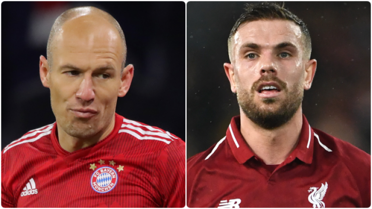 Bayern Munich charged over shirt worn in 3-1 Liverpool defeat