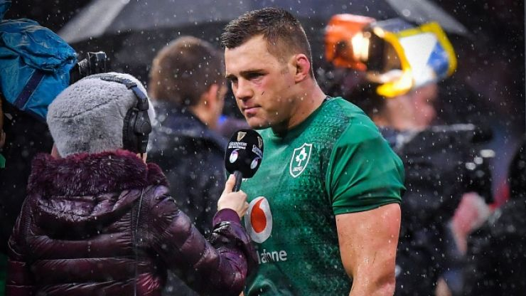 Sexton and Stander get harshest of reviews after Ireland implosion