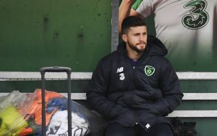 Shane Long pulls out of Ireland squad with injury ahead of opening Euro 2020 qualifiers