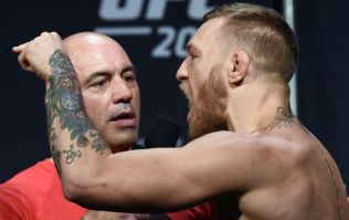 Conor McGregor not happy about how Joe Rogan called some of his fights