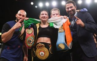 Katie Taylor already has her next two fights lined up and they're both huge for her legacy