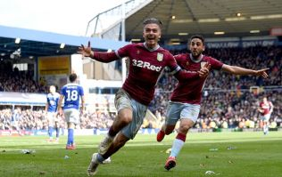 Jack Grealish shrugs off disgraceful attack to score winner for Aston Villa against Birmingham City