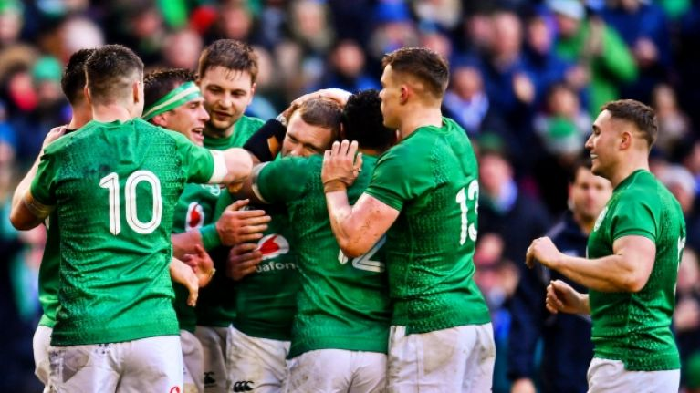 Ireland likely to face Wales without Henshaw and van der Flier
