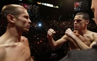 Nate Diaz and Donald Cerrone verbally agree to fight at middleweight, yes middleweight