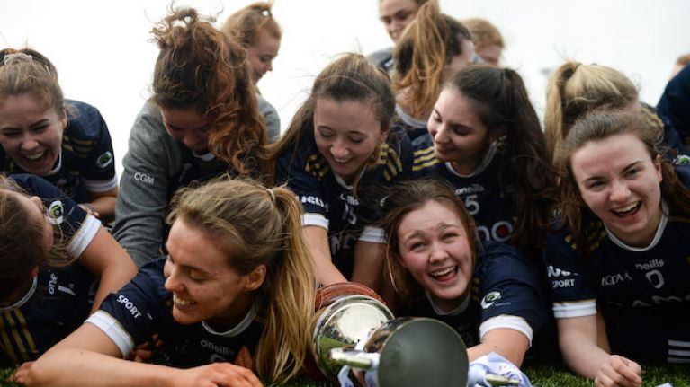 All the results from the ladies' Higher Education Championships deciders