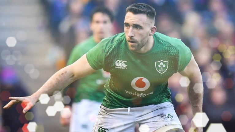Jack Conan dead set on exciting Ireland back-row combination to face Wales