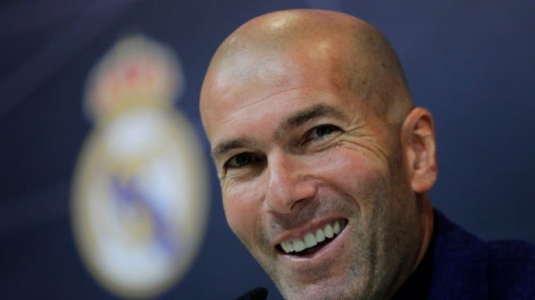 Zinedine Zidane set to return to Real Madrid in the next 24 hours