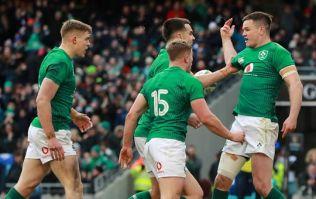 Six Irish players make Midi-Olympique's Six Nations team of the week
