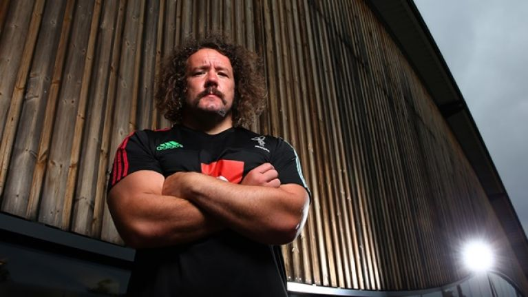 'I trained with Ireland and Schmidt would bollock players, which you don't see anymore'