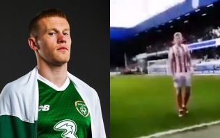 James McClean tweets message to the English FA after latest abuse incident
